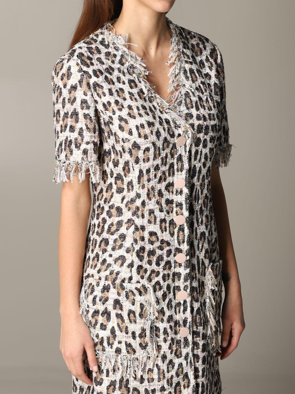 Dress Blumarine: Dress women Blumarine beige 4