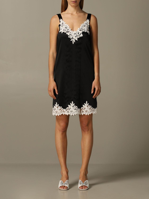 Dress Blumarine: Dress women Blumarine black 1