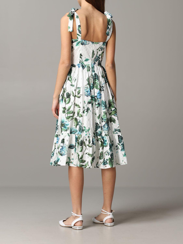 Dress Blumarine: Dress women Blumarine white 2