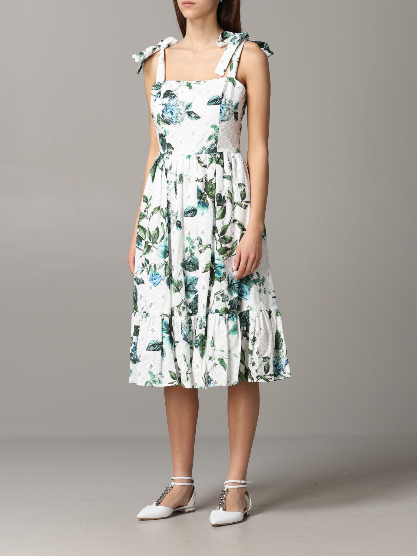 Dress Blumarine: Dress women Blumarine white 3