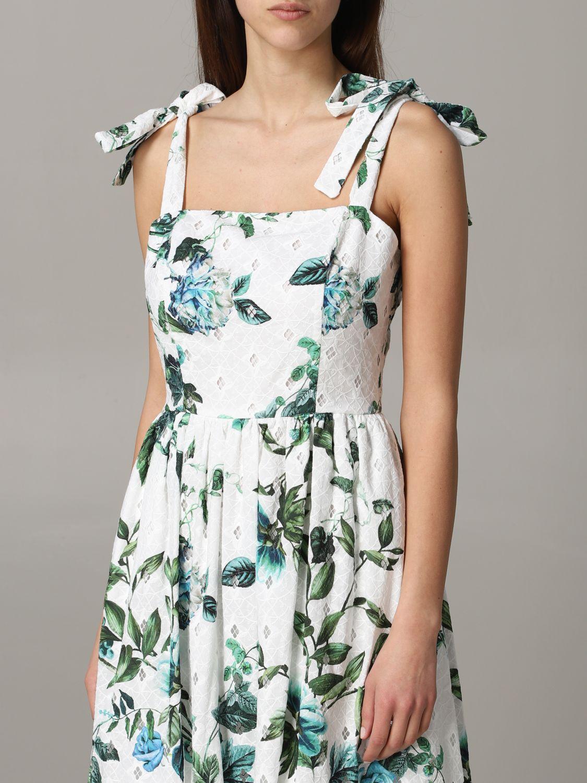 Dress Blumarine: Dress women Blumarine white 4