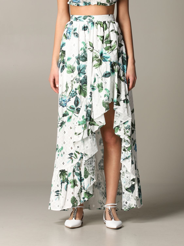 Skirt Blumarine: Skirt women Blumarine white 1