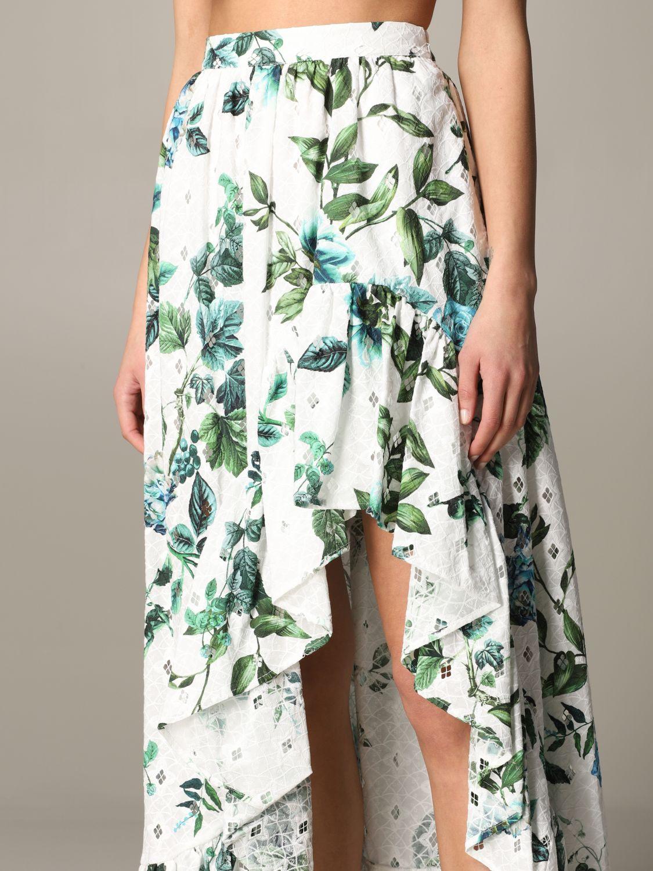 Skirt Blumarine: Skirt women Blumarine white 5