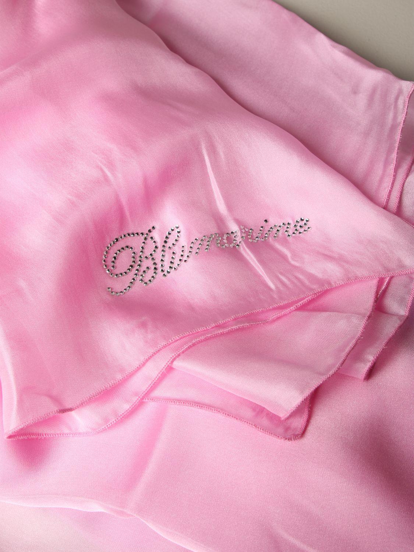 Платок Женское Blumarine розовый 3