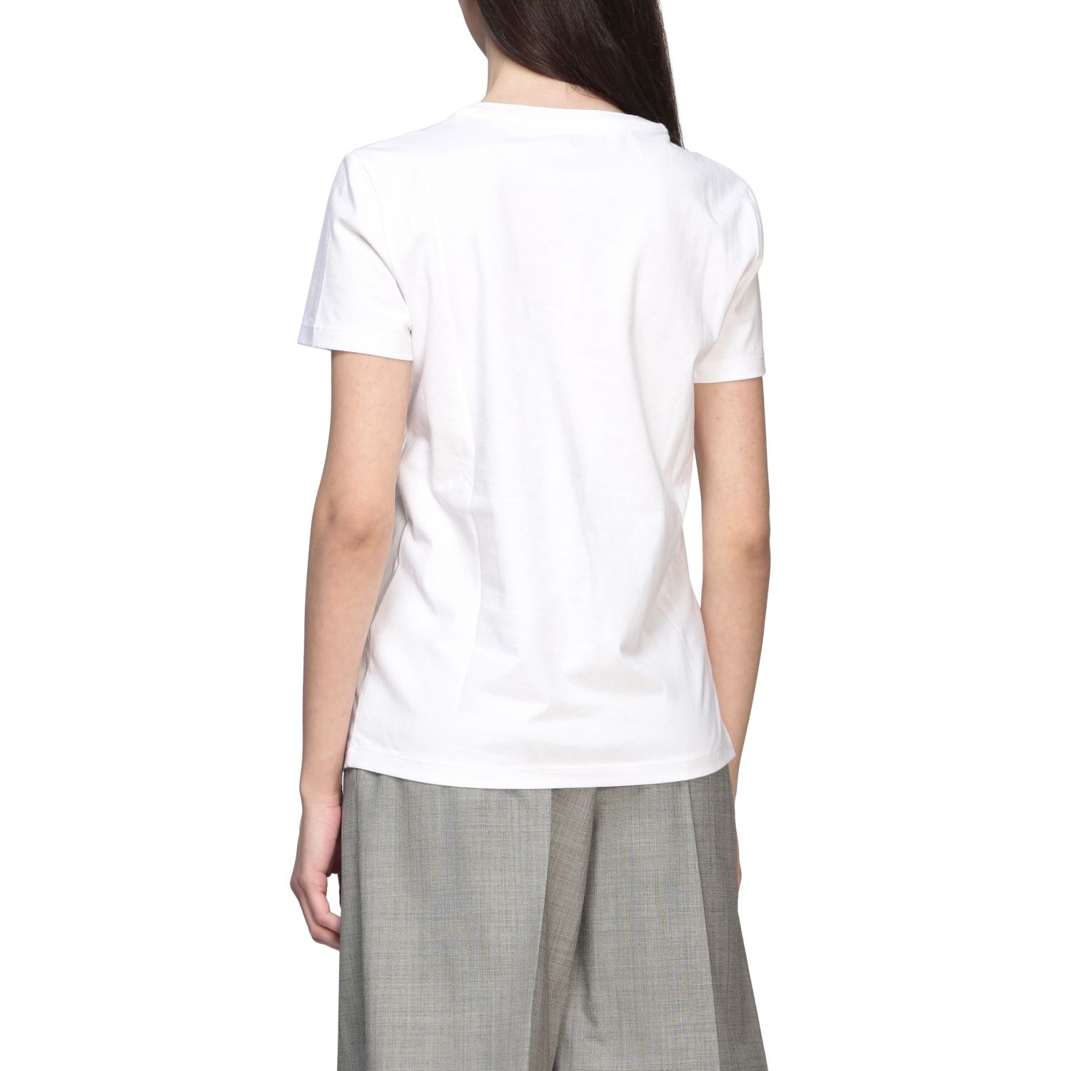 T-shirt women Max Mara white 3