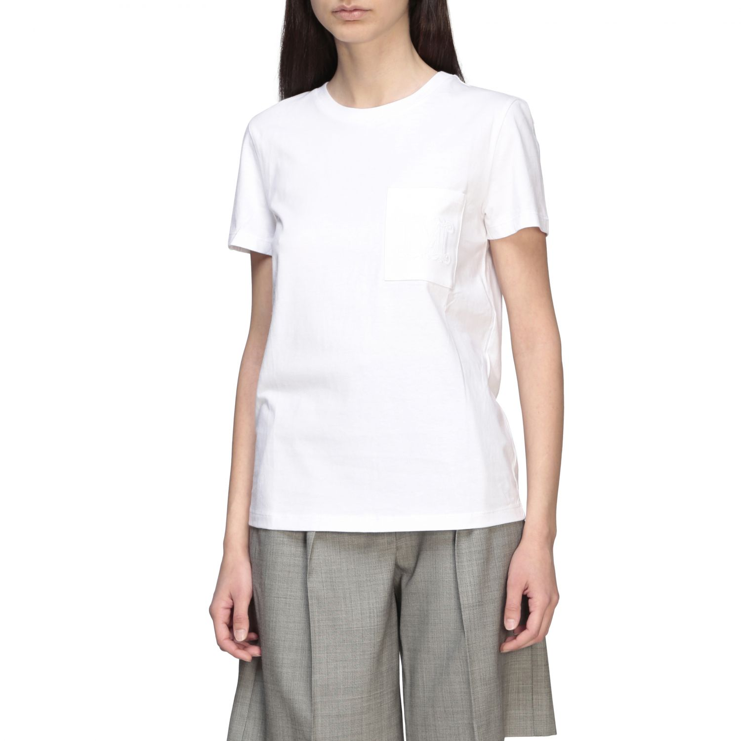 T-shirt women Max Mara white 4