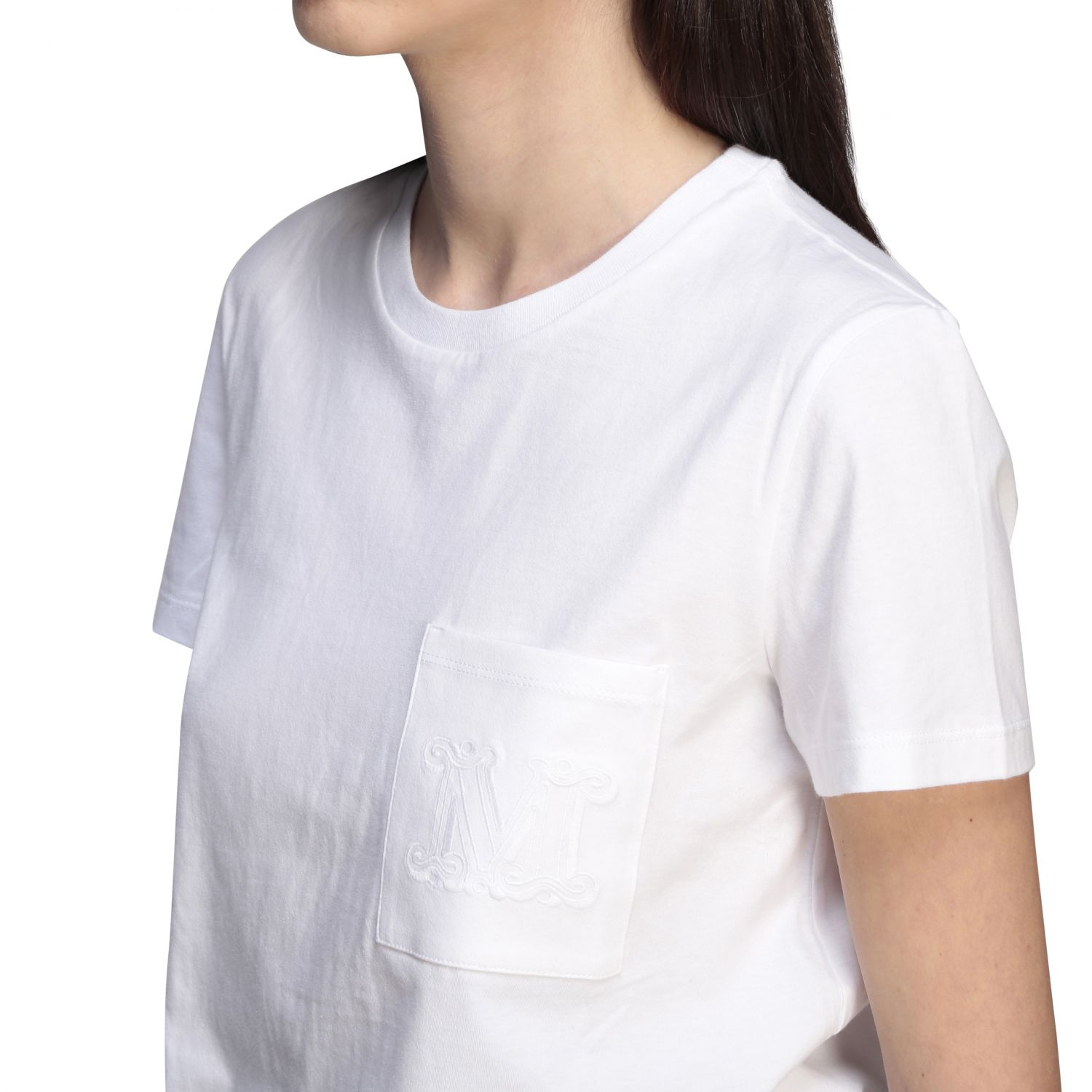 T-shirt women Max Mara white 5