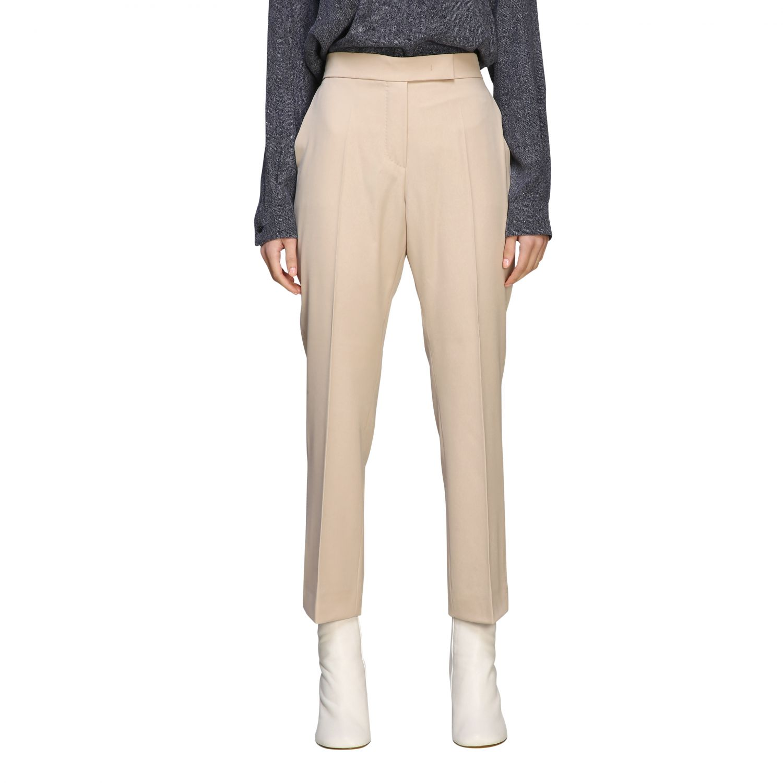 Pants women Max Mara white 1