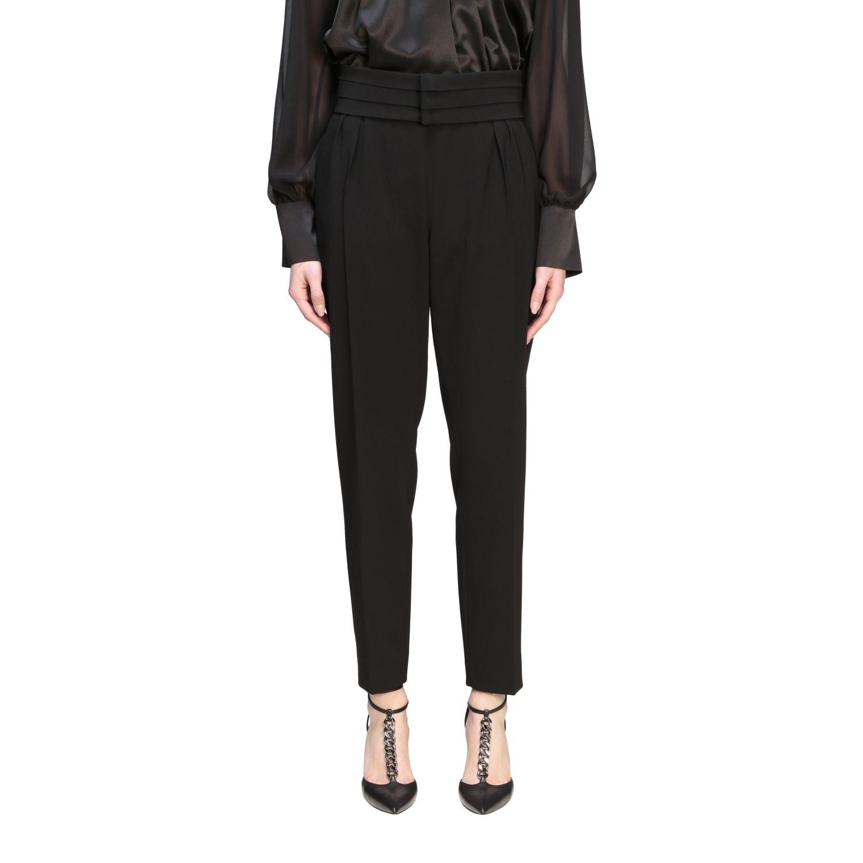 Trousers women Max Mara black 1