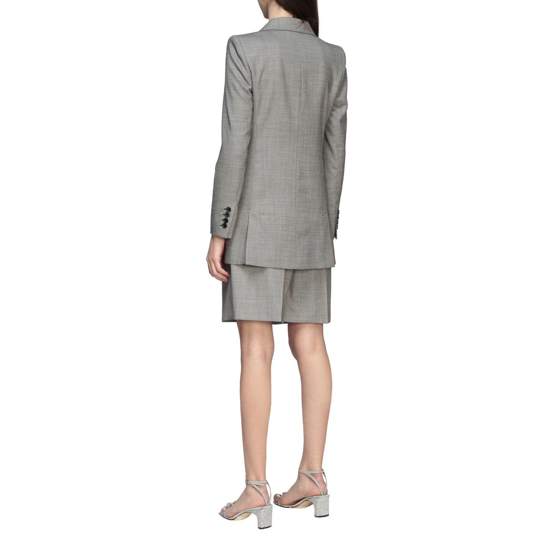 Куртка Max Mara: Блейзер Женское Max Mara серый 3