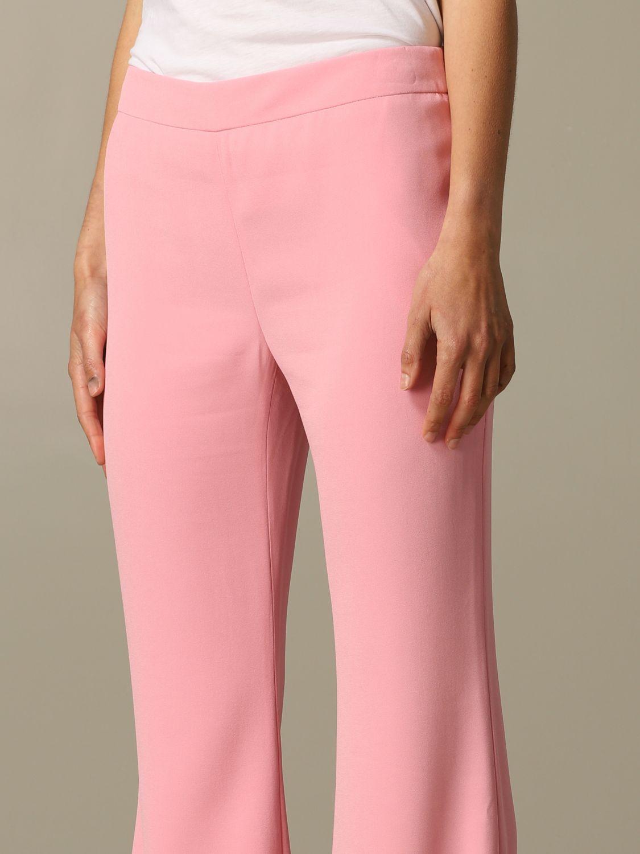 Trousers Balmain: Trousers women Balmain pink 3