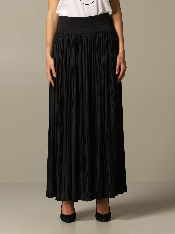 Skirt Balmain: Skirt women Balmain black 1