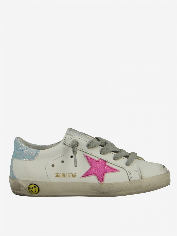 Shoes kids Golden Goose white 1