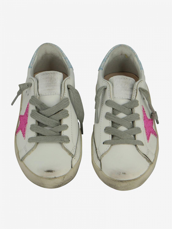 Shoes kids Golden Goose white 3