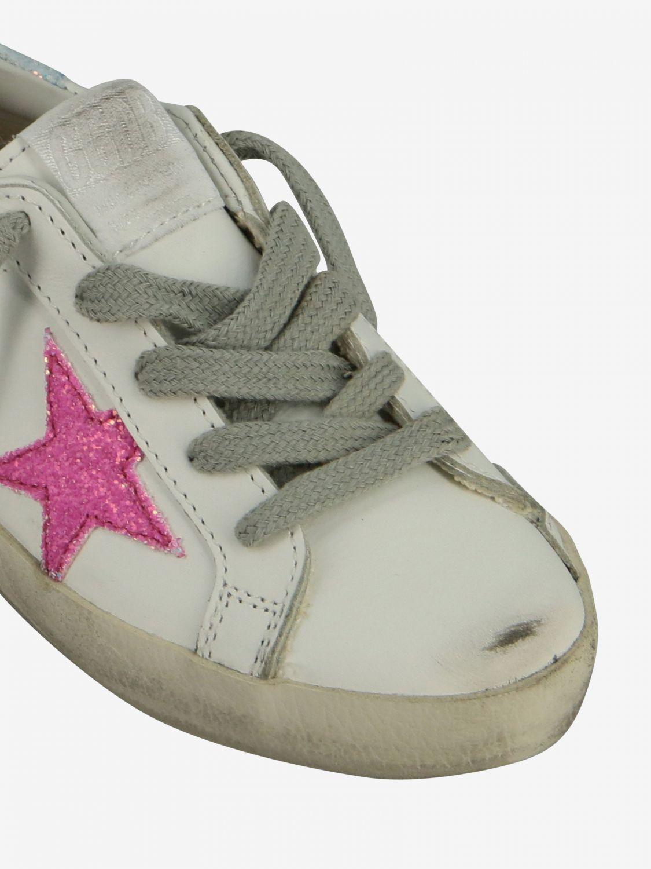 Shoes kids Golden Goose white 4