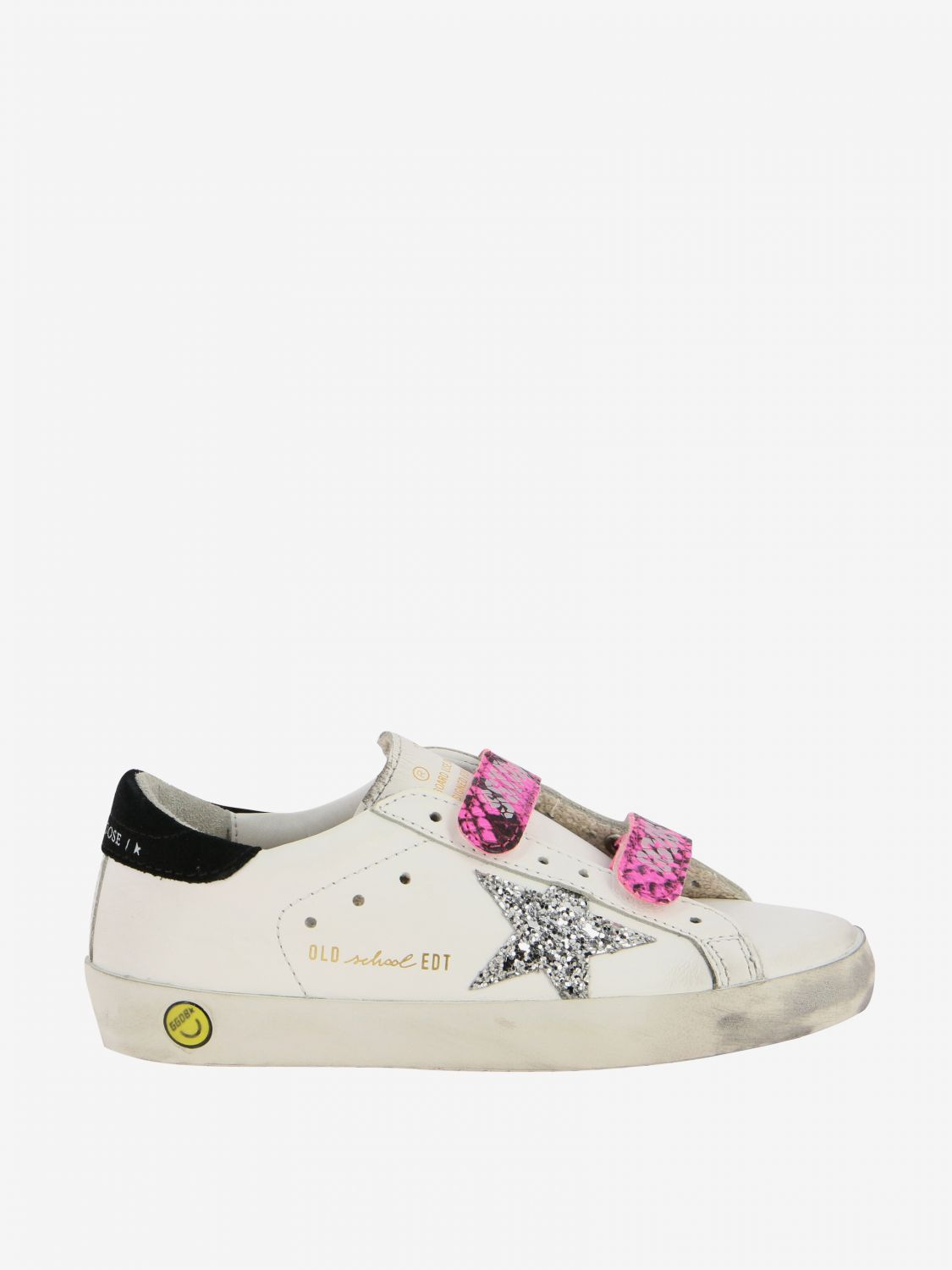 Shoes kids Golden Goose white 1