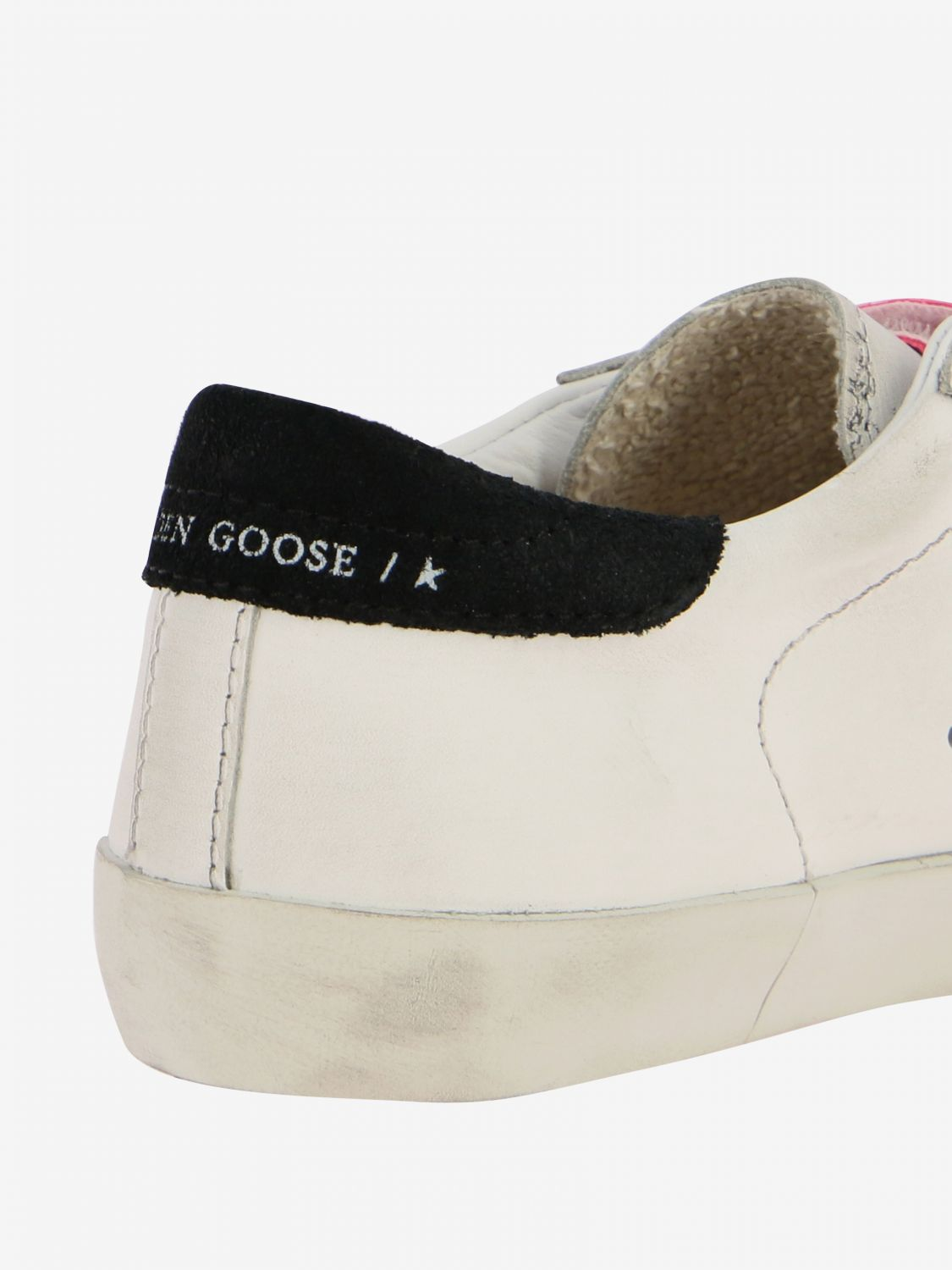 Shoes kids Golden Goose white 5