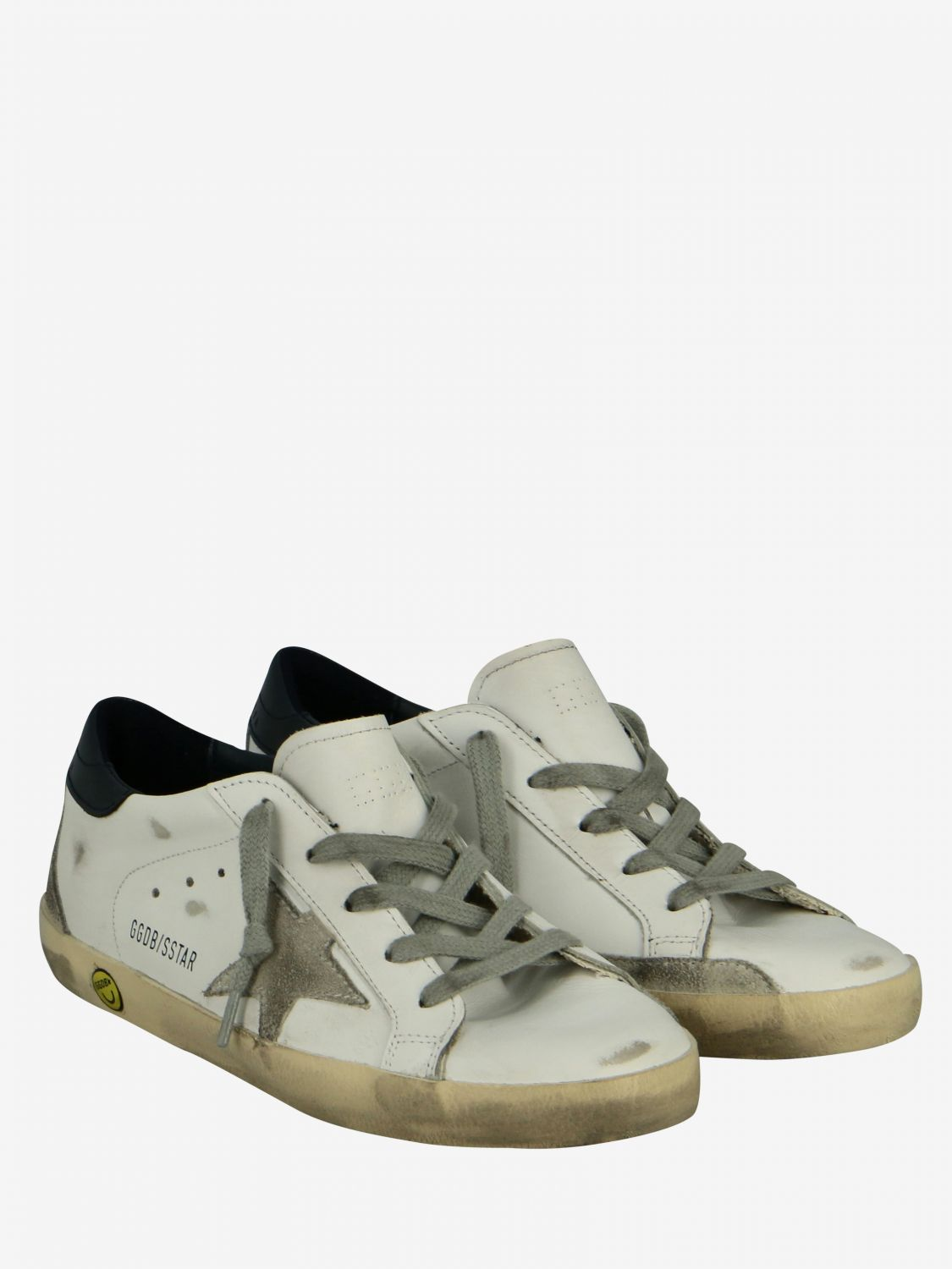 Shoes kids Golden Goose white 2
