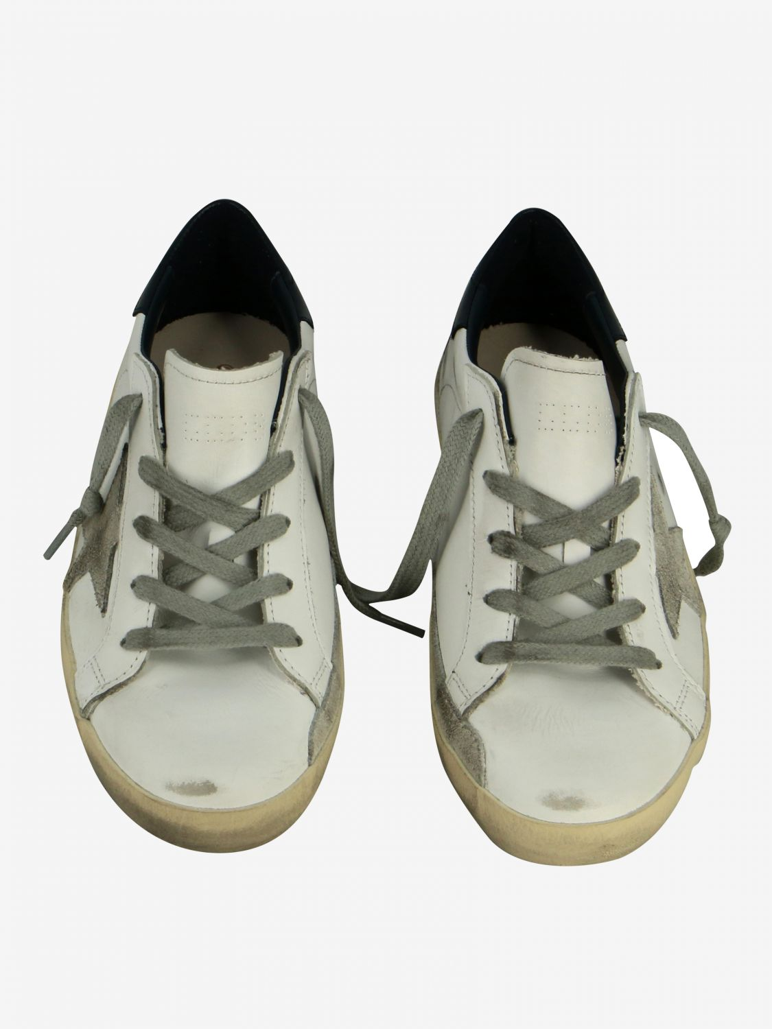 Shoes kids Golden Goose white 3