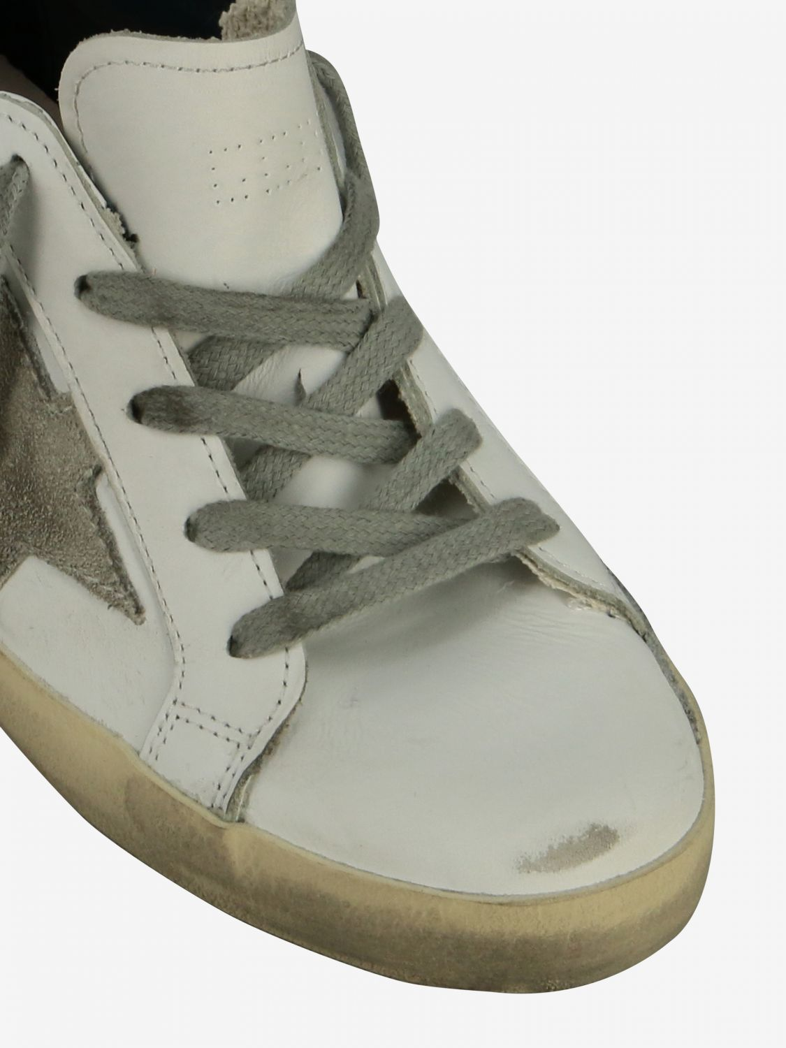 Shoes kids Golden Goose white 4