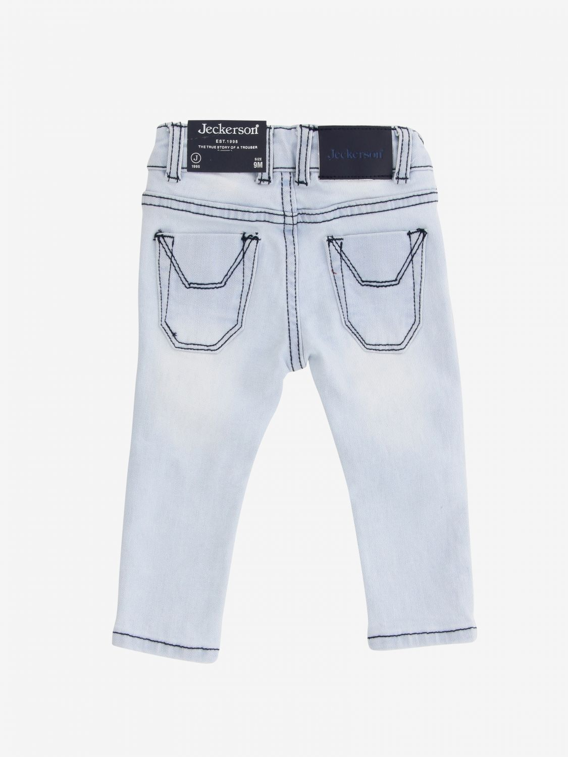 Jeans kinder Jeckerson stone washed 2
