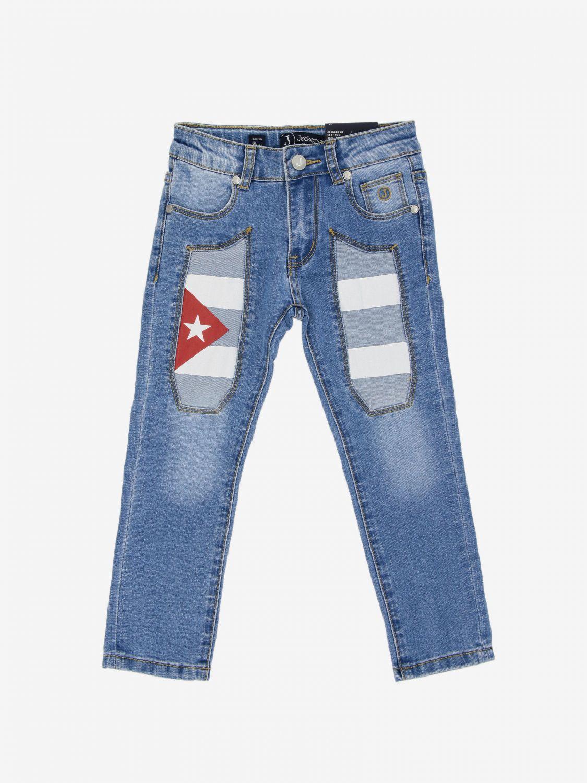Jeans kids Jeckerson stone washed 1