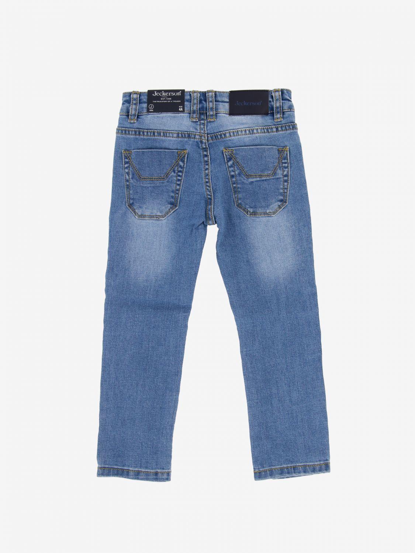 Jeans kids Jeckerson stone washed 2