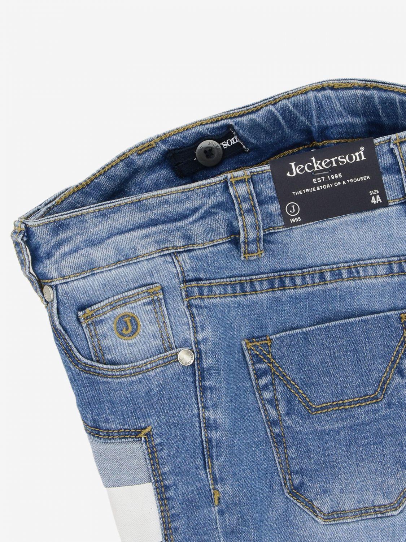Jeans kids Jeckerson stone washed 3