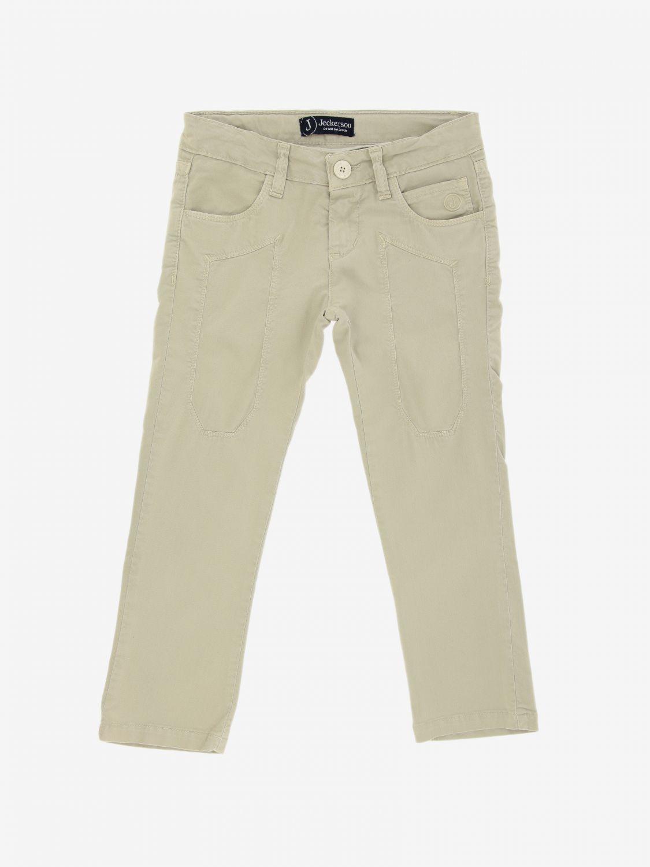 Pants kids Jeckerson beige 1