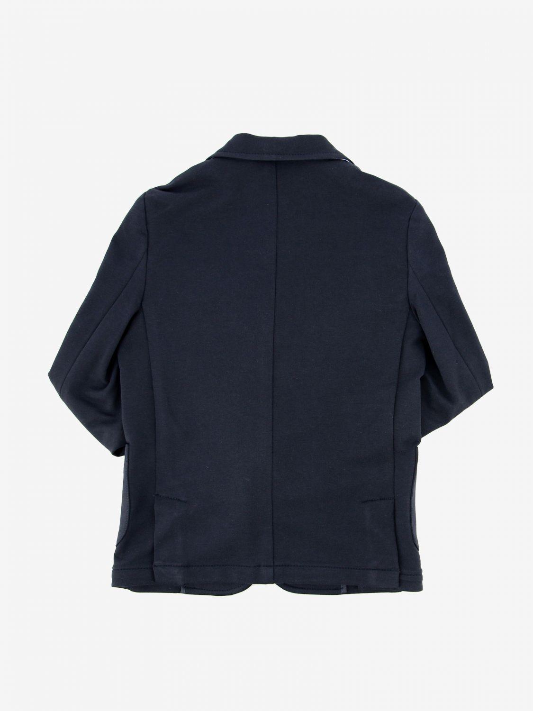 Jeckerson jersey jacket blue 2
