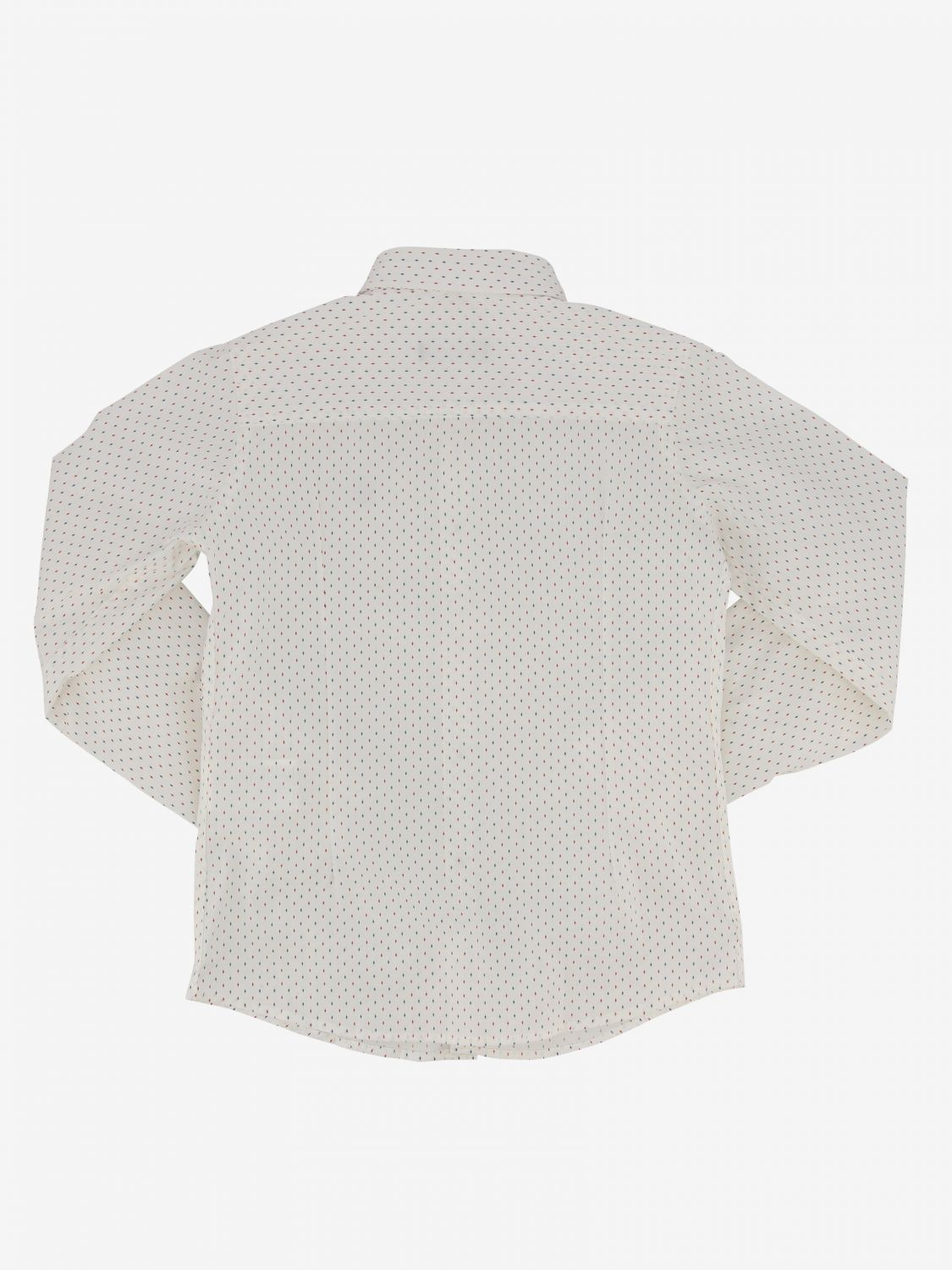 Shirt kids Jeckerson white 2