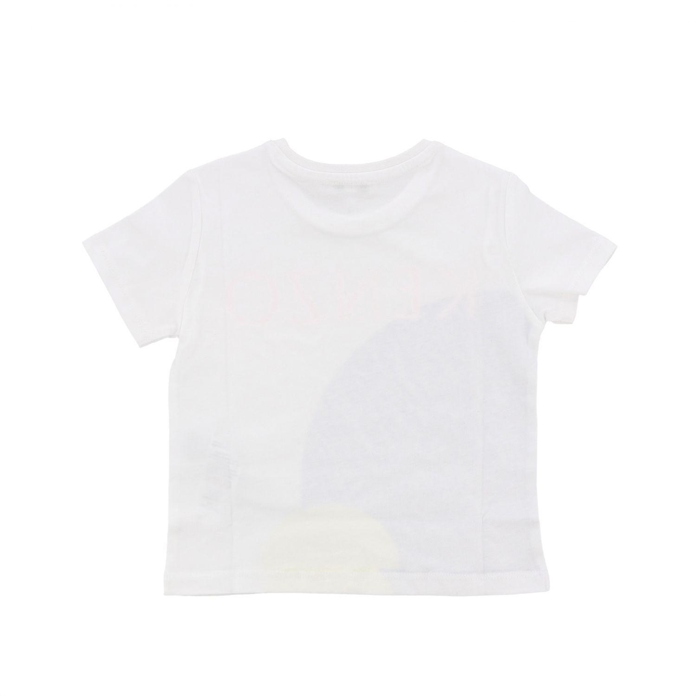 Camisetas niños Kenzo Junior blanco 2