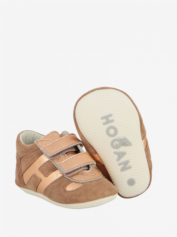 Shoes kids Hogan pink 2