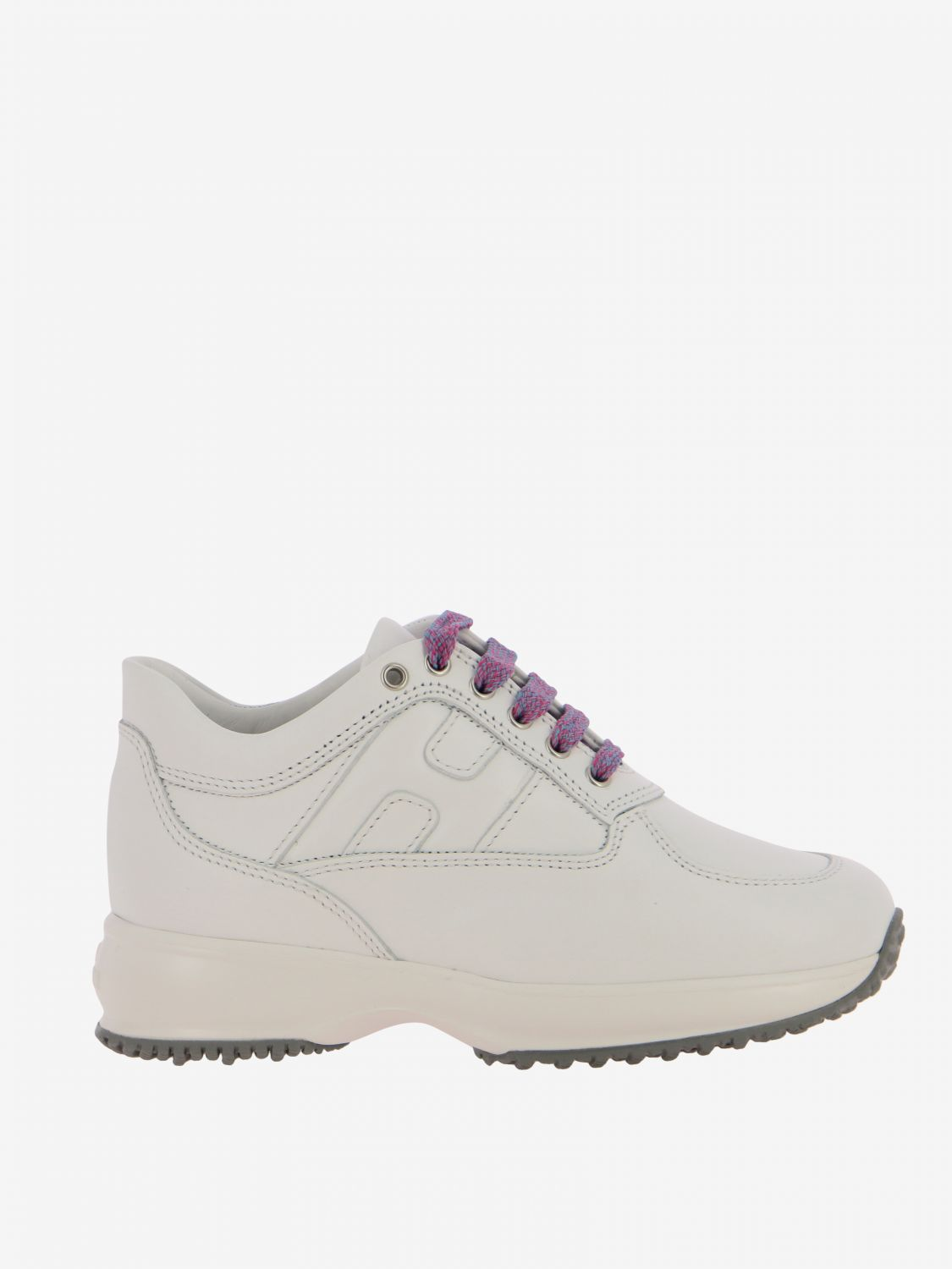 Shoes kids Hogan white 1