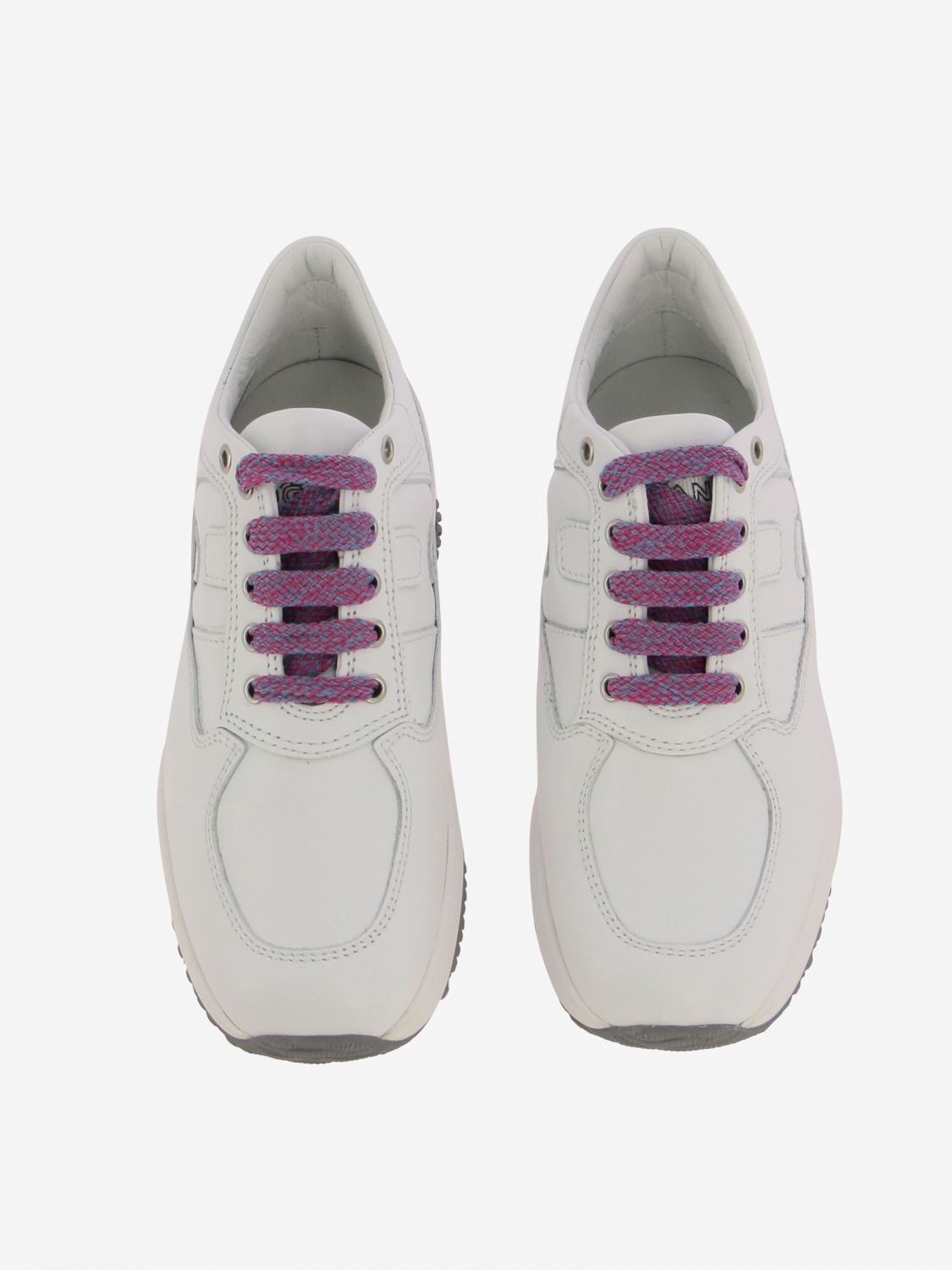 Shoes kids Hogan white 3