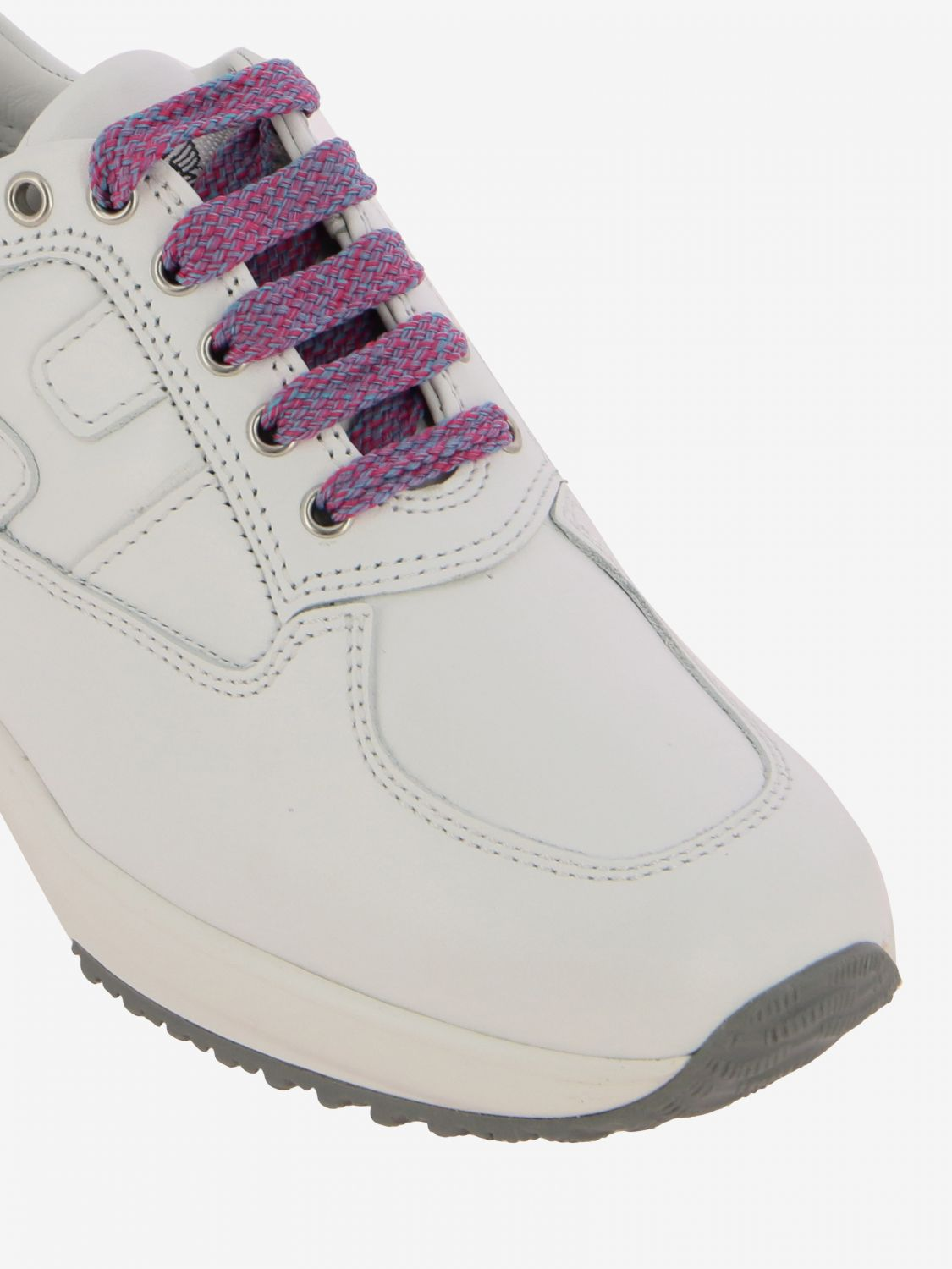 Shoes kids Hogan white 4