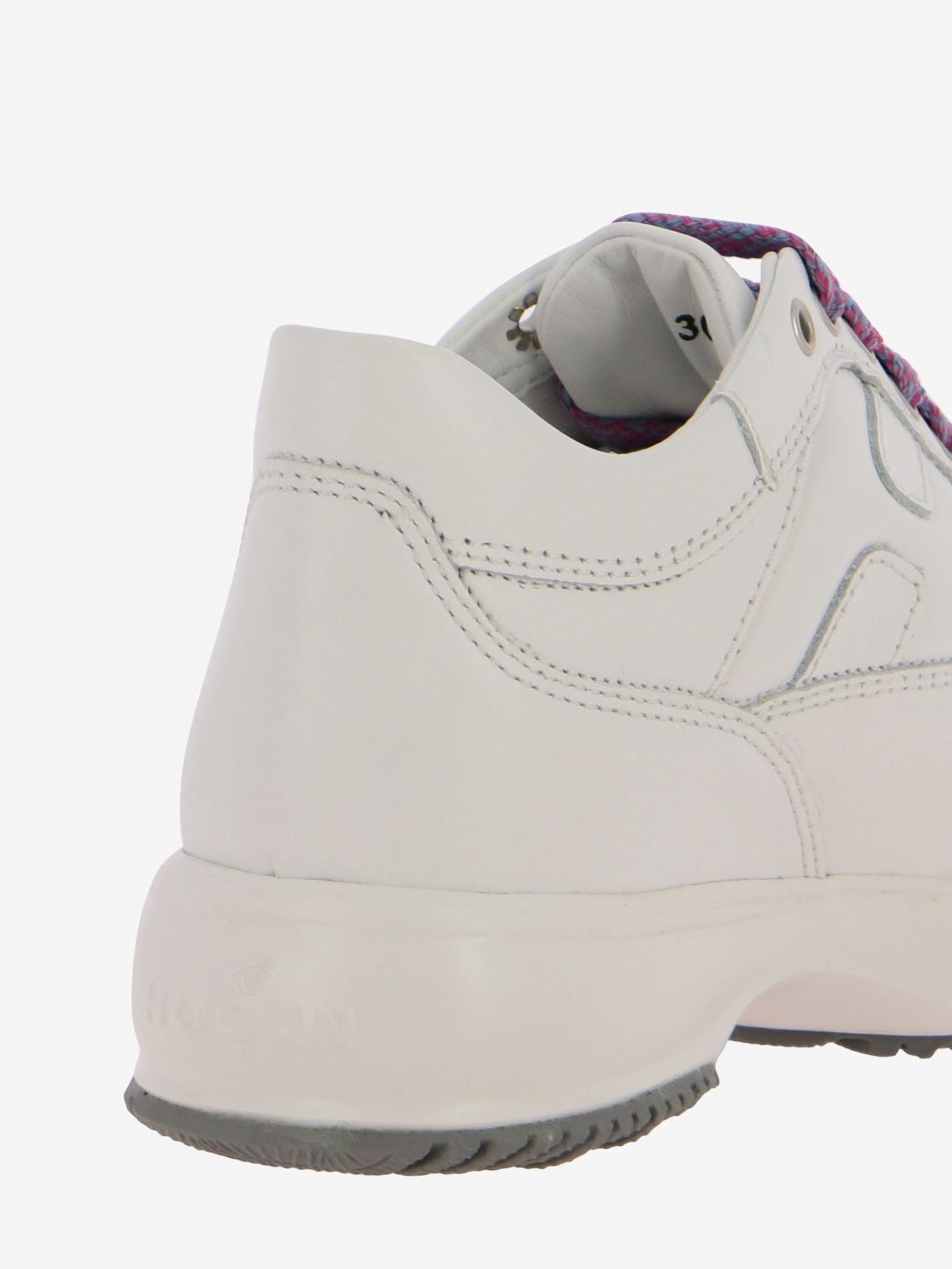 Shoes kids Hogan white 5