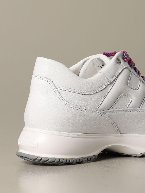Shoes kids Hogan white 3