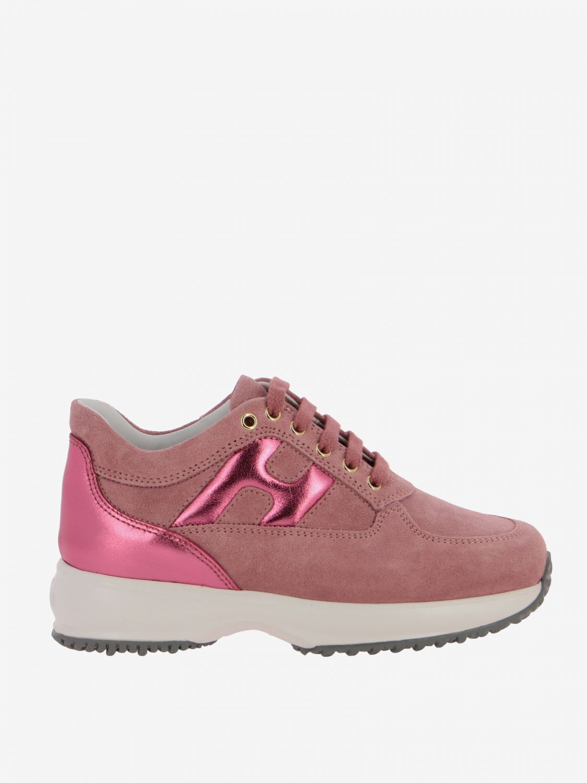 Shoes kids Hogan pink 1
