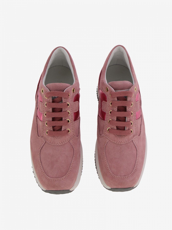 Shoes kids Hogan pink 3