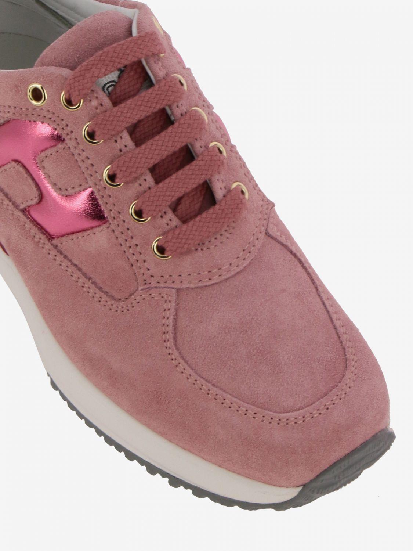 Shoes kids Hogan pink 4