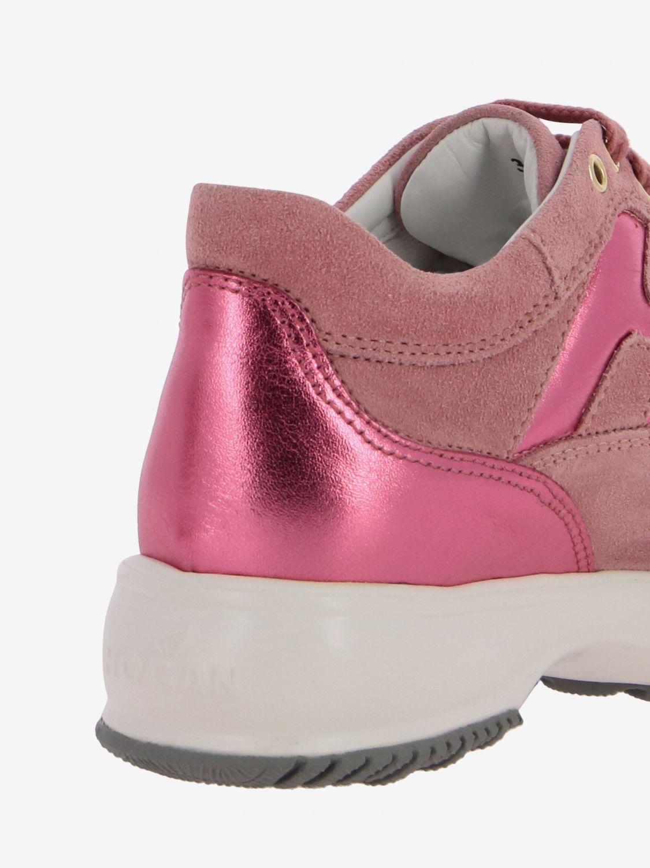 Shoes kids Hogan pink 5