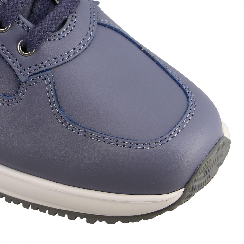 Shoes kids Hogan gnawed blue 4