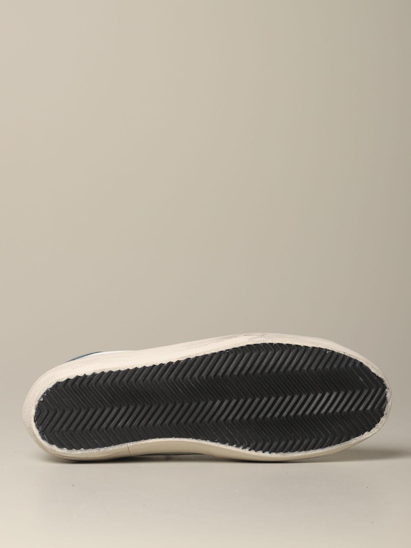 Golden Goose Superstar Leder Sneakers mit Stern weiß 6