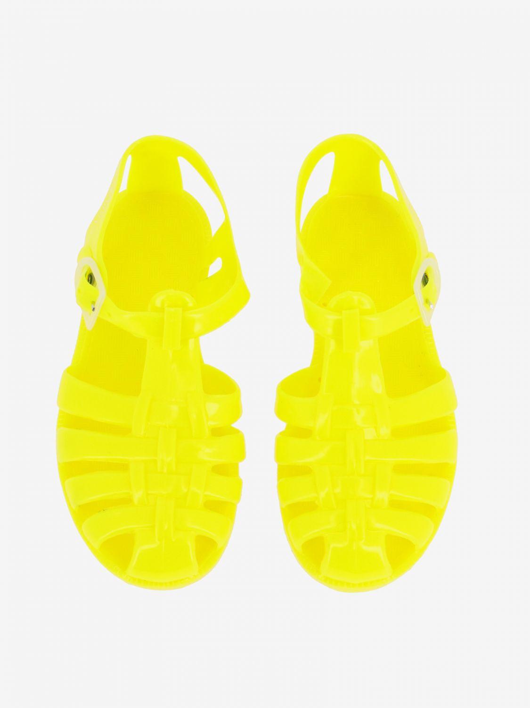 Shoes kids Emporio Armani yellow 3