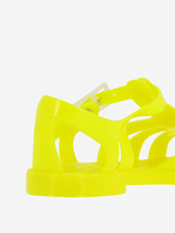Shoes kids Emporio Armani yellow 5