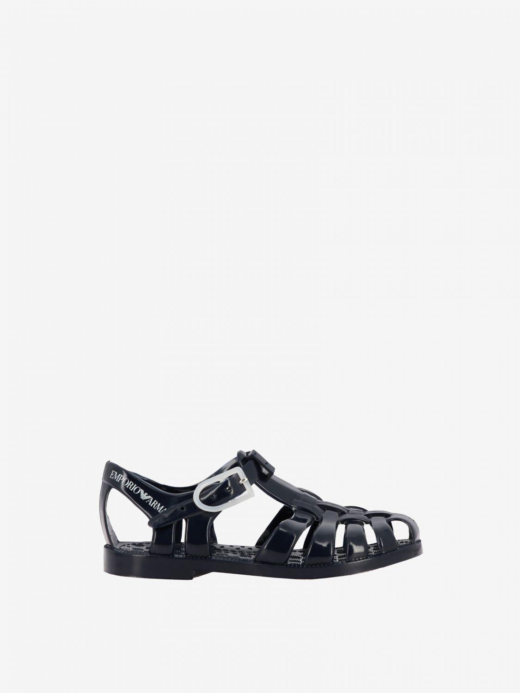 Shoes kids Emporio Armani blue 1