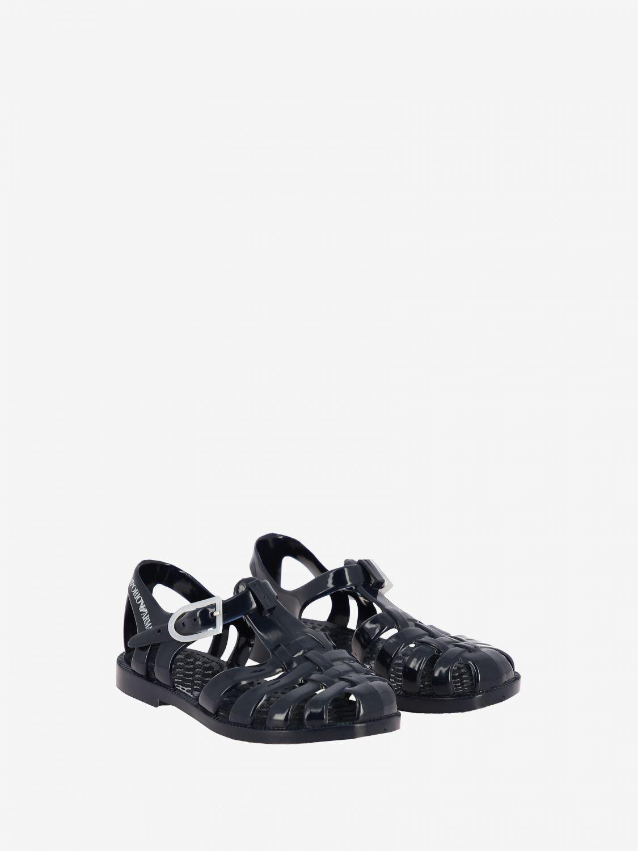 Shoes kids Emporio Armani blue 2