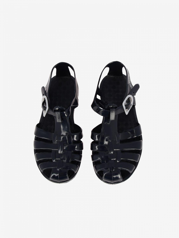 Shoes kids Emporio Armani blue 3