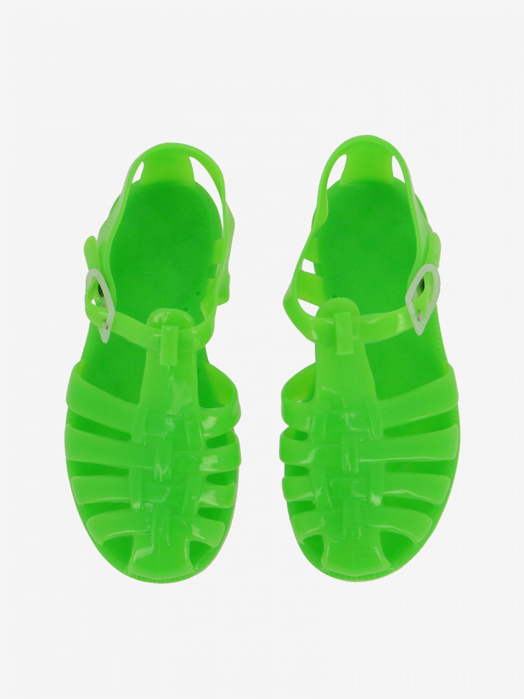 Zapatos niños Emporio Armani verde 3
